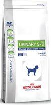 Royal Canin Urinary S/O Small dog - Hondenvoer - 4 kg