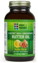 Green Pasture X-Factor Concentrated Butter Oil - pecan 240 ml