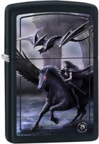 Aansteker Zippo Anne Stokes Pegasus