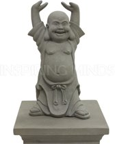 Hotei Boeddha 40 cm Granite   GerichteKeuze