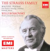 The Strauss Family: Waltzes, Polkas