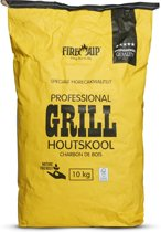 Fire-Up Professional Grill restaurant houtskool 10 kg
