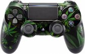 Weed - Custom PlayStation PS4 Wireless Dualshock 4 V2 Controller