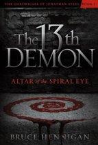 The Thirteenth Demon, Altar of the Spiral Eye