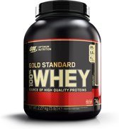 Optimum Nutrition - 100% Whey Gold Standard Vanille - 2270 gram