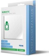 Stofzuigerzakken geschikt voor Numatic Henry/PPR (4+1)