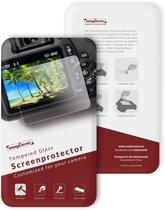 easyCover gehard glas screenprotector voor de Canon 7D mark II