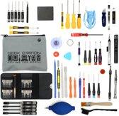 Brute Strength 75-delige Precisie Reparatie Schroevendraaier Set voor IPhone / iPad / Samsung / Huawei / Laptop / Tablet / Macbook etcetera