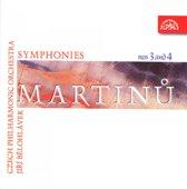 Czech Philharmonic Orchestra - Symphonies