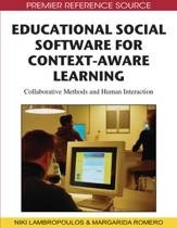 Educational Social Software for Context-aware Learning