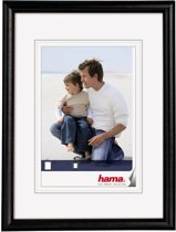 Hama Oregon zwart 7x10 houten lijst 64642