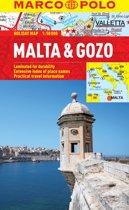 Marco Polo Malta & Gozo Holiday map