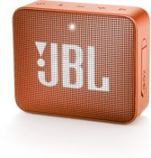 JBL Go 2 - Draagbare Bluetooth Mini Speaker - Oranje
