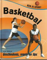 Prentenboek Ken je sport - basketbal