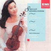 Sibelius, Mendelssohn: Violin Concertos / Chang, Jansons