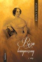Roza leányasszony I. kötet