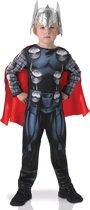 Thor™ Avengers™ kostuum voor kinderen Verkleedkleding 128 134