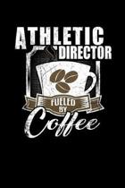 Athletic Director Fueled by Coffee