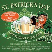 St. Patrick'S Day!  Great Irish Pub Songs