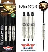 Bull's Bullet 90% B 24 gram Steeltip Dartpijlen