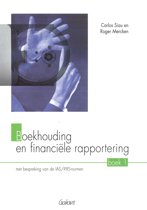 Boekhouding en financiële rapportering - Boek 1