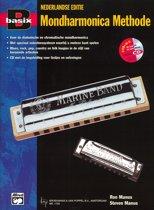 Basix  Mondharmonica Methode (Boek met gratis Cd) (Nederlandse vertaling)