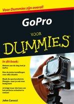 Omslag van 'Voor Dummies - GoPro voor Dummies'