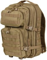 101 Inc Mountain backpack 45 liter - Coyote