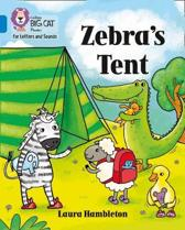 Collins Big Cat Phonics for Letters and Sounds - Zebra's Tent