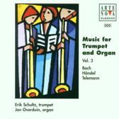 Music For Trumpet And Organ Vo
