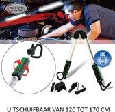 Hofftech Motorkaplamp - LED Werklamp Uitklapbaar - LI-Ion Accu