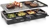 Tristar RA-2723 Raclette - Gourmetset - 8 personen
