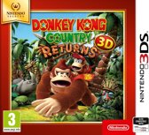 Donkey Kong: Country Returns 3D (Selects) 3DS