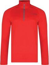 Fuseline III Stretch  Sporttrui -  - Mannen - rood/grijs