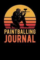 Paintballing Journal