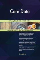 Core Data A Complete Guide - 2020 Edition