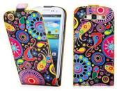 Meteor Print Flip case hoesje Samsung Galaxy S3 i9300 i9305