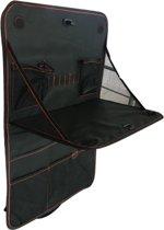 United Entertainment - Autostoel Organiser met Uitklapbare Tafel - 30x38 cm - Zwart