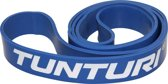 Tunturi Power Band - Weerstandsband - Fitness Elastiek - Heavy - Blauw