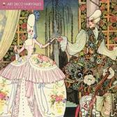 Art Deco Fairytales Wall Calendar 2017