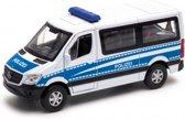 Mercedes Sprinter Polizei Politie Welly 43731GP