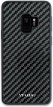 Galaxy S9 Real Carbon Fiber Case