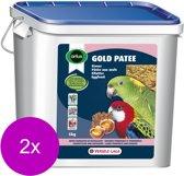 Versele-Laga Orlux Gold Patee Papegaai - Vogelvoer - 2 x 5 kg
