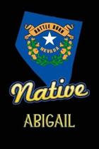 Nevada Native Abigail