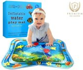 Originele Baby Waterspeelmat – Speelkleed – Aquamat – Watermat – Babytrainer – Speelmat – Kraamcadeau – Ideaal cadeau voor babyshower – Luxe geschenkdoos
