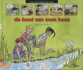 Strips voor beginnende lezers - De boot van oom Kees