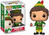 Funko: Pop! Elf Buddy Elf  - Verzamelfiguur
