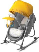 Kinderkraft UNIMO 5in1 babywiegje, maar ook wipper, relax, wieg, schommel, bed...