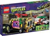 LEGO Ninja Turtles De Shellraiser Straatrace - 79104