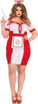 """""""Sexy verpleegster kostuum voor vrouwen - Verkleedkleding - XXXL"""""""
